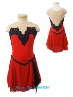 Hot Sales Custom Ice Skating Dress For Girls Beautiful New Brand Vogue Figure Skating Dresses For Competition DR2799