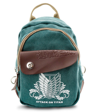 Anime Attack on Titan Backpacks Shoulder Bag (7 colors)