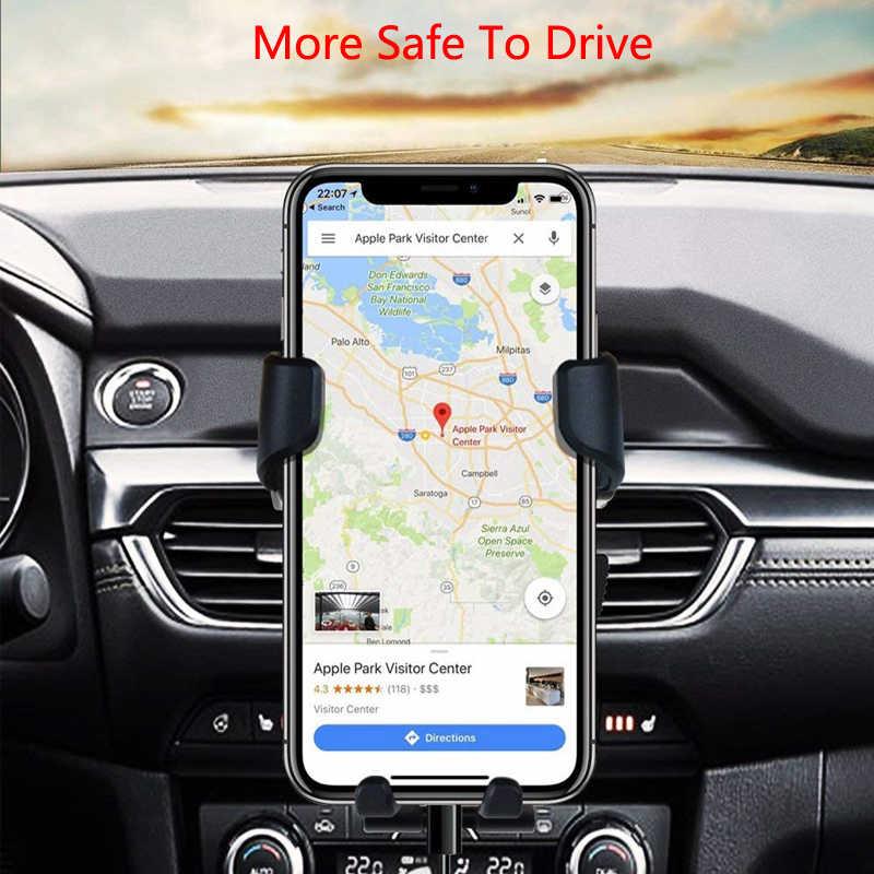 Support pour téléphone de voiture support pour voiture gravité support de ventilation pour Chevrolet Cruze OPEL MOKKA ASTRA J Hyundai Solaris Accent