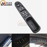 High Quality LHD Window Switch Electric Folding 6554 KT 6554KT For Peugeot 307 CC 2003 2008