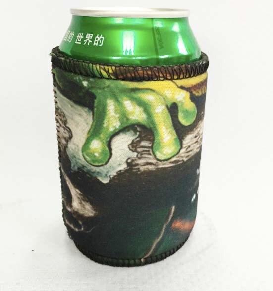 Client Néoprène Pour Alimentaire Titulaires Canettes Comme Vert Tronqué Bière Partie Imprimé Cadeau Vin De Refroidisseur L'anniversaire Les Logo Peut dX8FqwFpx