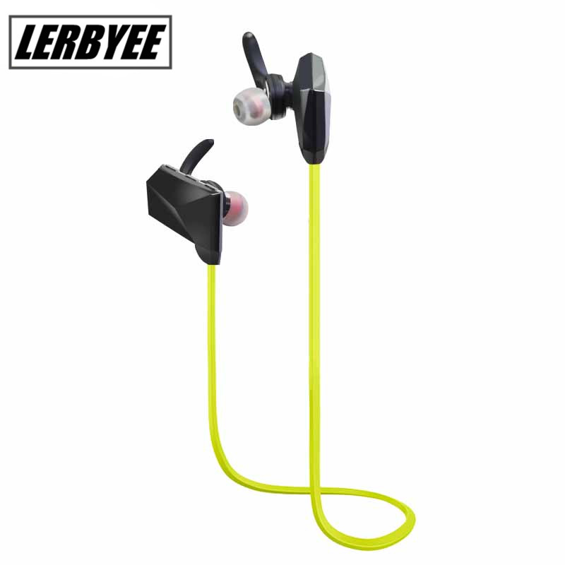 Lerbyee Sweatproof handsfree earbuds running sports stereo headset bluetooth earphone wireless headphones for phone blutooth hbs 760 bluetooth 4 0 headset headphone wireless stereo hifi handsfree neckband sweatproof sport earphone earbuds for call music