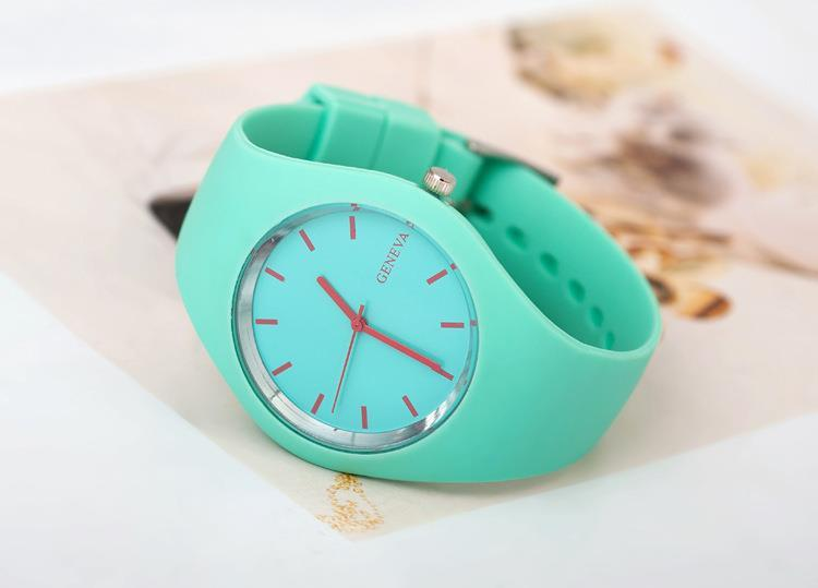 mint round luxury bracelet leather crystal watches watch dial green ladies gold item dress