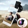 2in1 HD Cámara Del Teléfono Móvil Kit de Lentes 12.5X lente GRAN ANGULAR Macro lente para lg g2 g3 g5 nokia lumia 1020 g4c 630 640