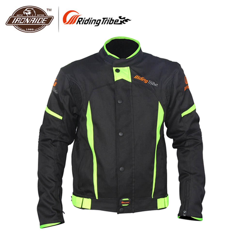 Riding Tribe Waterproof Motorcycle Jacket Riding Racing Body Protective Jacket Motorcycle Protector Motocross Jacket for Men rsj285 jacket summer motorcycle jacket men riding windbreaker with 5 sets of protective equipment
