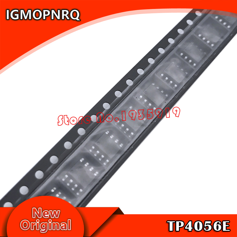 10PCS Free Shipping TP4056E TP4056 SOP8  New Original