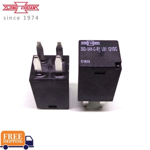Image 1 - SONGCHUAN RELAY 303 1AH C R1 12VDC 24VDC 20A Brand new and original relay