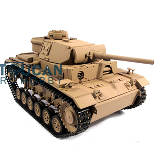 100% Metal Mato 1/16 Panzer II