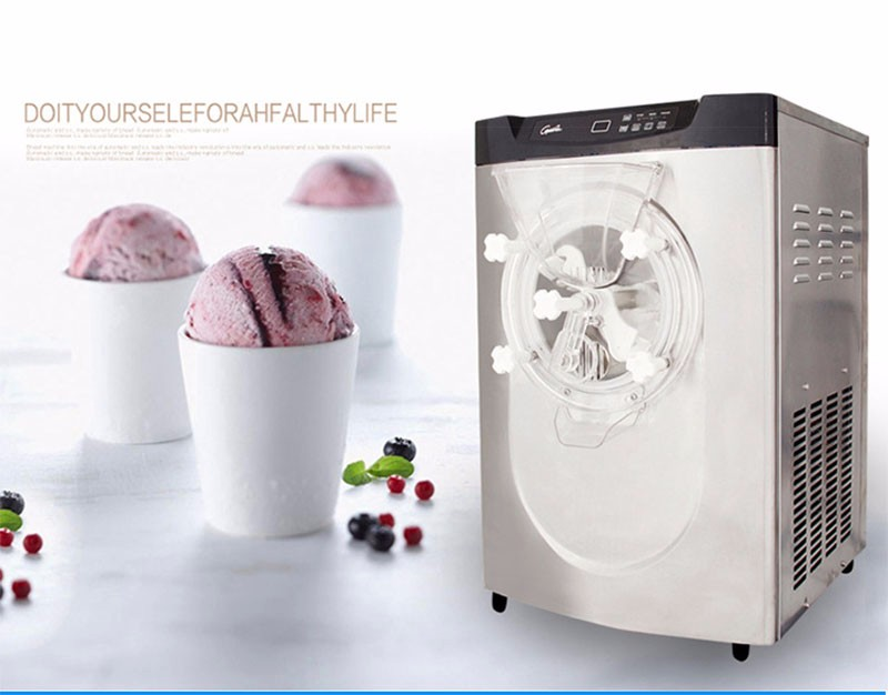 Ice Cream Maker for Commercial Use-New Generation-Full Automatic