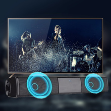 Wireless Bluetooth Speaker Portable  TV sound bar 10W Power HIFI Stereo home theater Soundbar TF FM USB AUX woofer for xiaomi PC