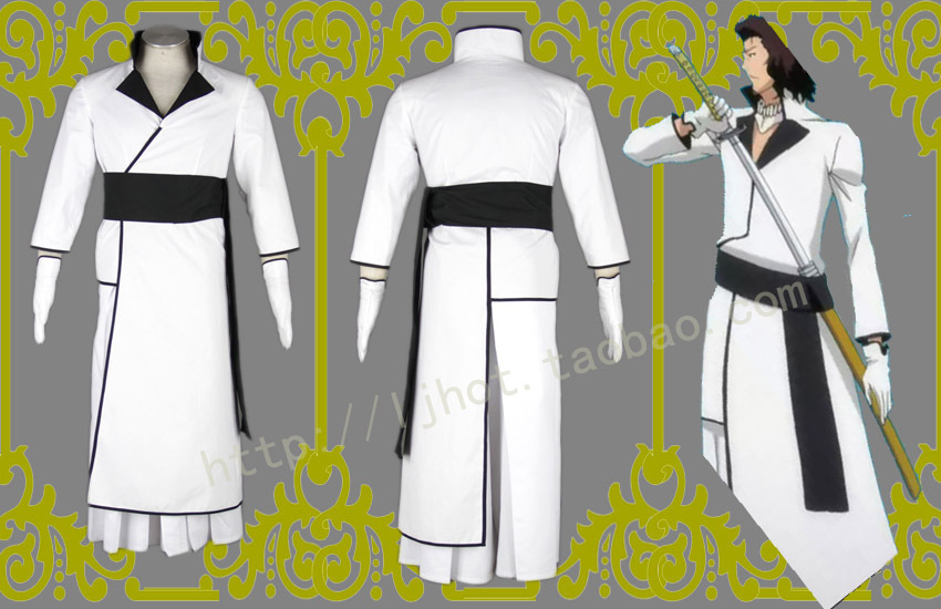 Bleach Primera Espada Coyote Starrk Cosplay Costume