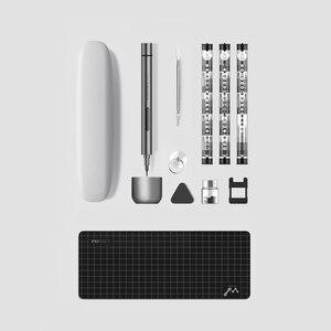 Image 5 - Original Youpin Wowstick 1f + Home essentiel électrique tournevis lumière LED en Aluminium corps téléphone bricolage réparation outils de bureau jouet