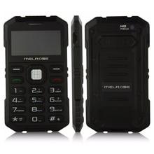 2017 Original Melrose S2 Tarjeta Mini Teléfono 1.7 Pulgadas de Pantalla Ultra Delgada tarjeta de crédito Multi-Idioma Del Teléfono Móvil