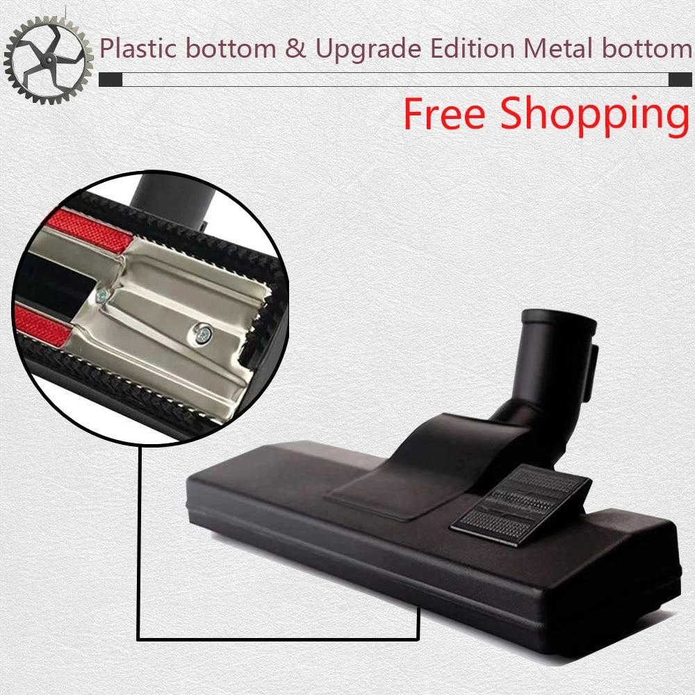 Universal 32mm Vacuum Cleaner Floor Nozzle Brush Attachments Head Tool Accessory