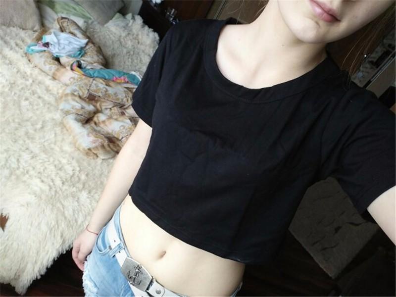 HTB16eWINFXXXXbdXFXXq6xXFXXXa - Harajuku T Shirt Women Casual Crop Top JKP103