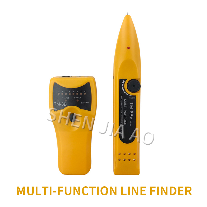 Multi-purpose communication network line wrie tracker LQ-TM-8B line-finding instrument network lines-to-lines wire-Finder