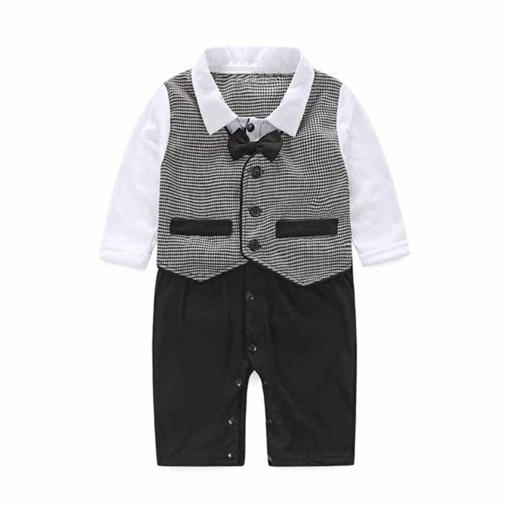 Lonsant Kind Hubscher Baby Junge Formale Partei Baumwolle Gemischt