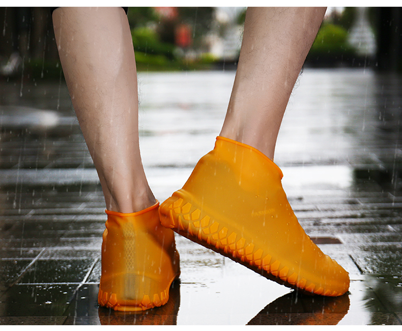 HTB16eWreL1G3KVjSZFkq6yK4XXas - Anti-slip Reusable Silicon Gel Waterproof Rain Shoes Covers