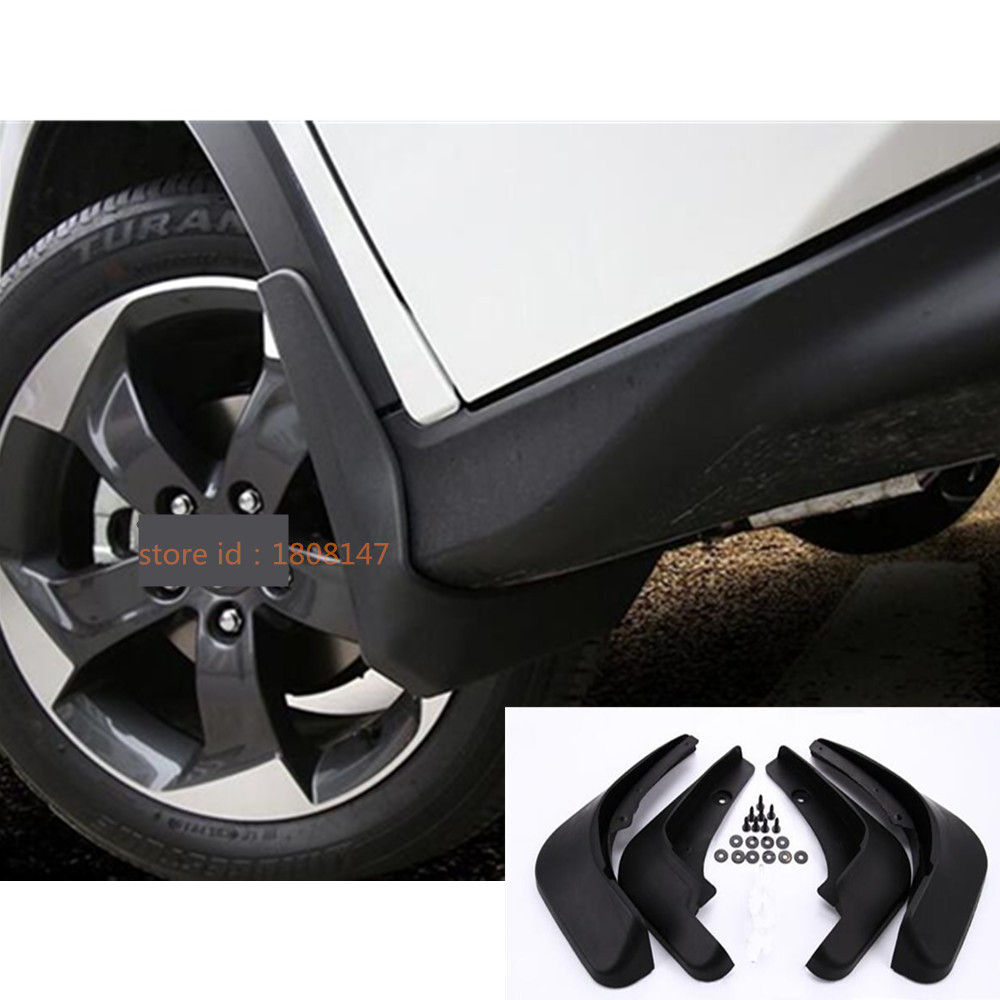 Ultra Soft Car Fender Covers: Car Body Cover Styling Plastic Fender Soft Mudguard
