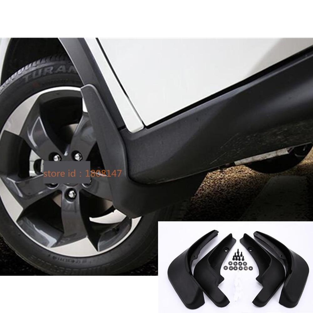 Car Body Cover Styling Plastic Fender Soft Mudguard