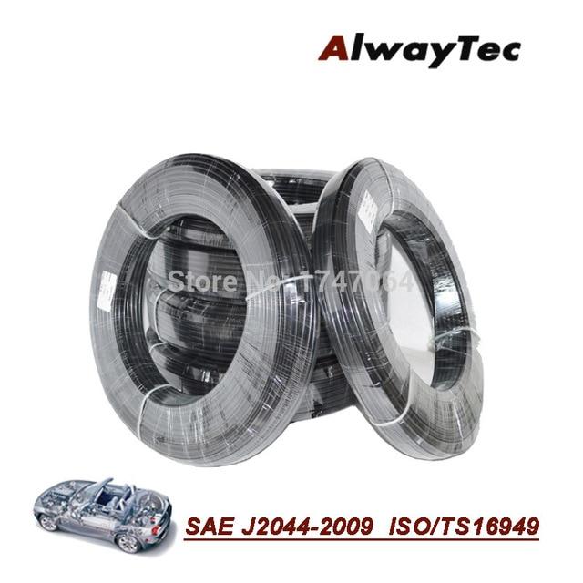 6mm * 8mm * 10 meter ID6 PA11 spezielle automotive fuel linie nylon rohr für kraftstoff rohr