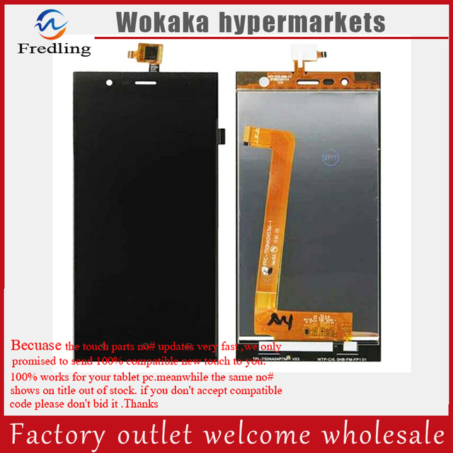 For Highscreen Boost 3 SE / Boost Pro 3 SE LCD Display+Touch Screen Digitizer Assembly For Highscreen Boost 3