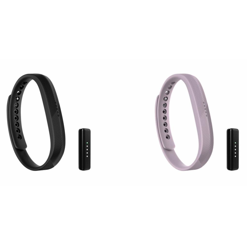 DreamBell Fashion Simple Soft Silicone Replace Wrist Band Strap Bracelet for Fitbit Flex 2