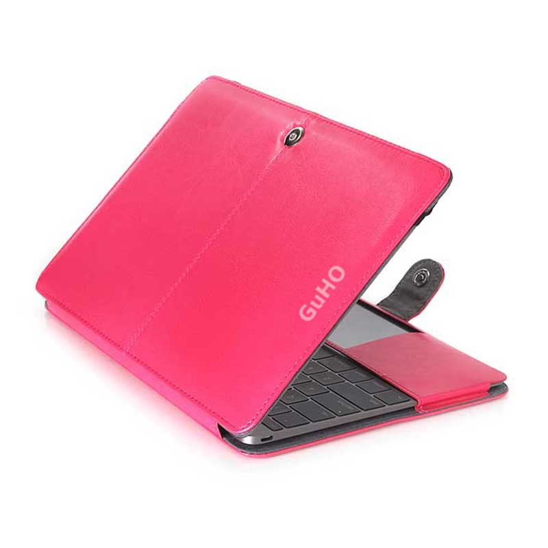 PU Leather for MacBook 11.6 Air 15.5 Retina 12inch Laptop Bag Case Sleeve Computer Notebook Carry Bag For Macbook air Case Pouch