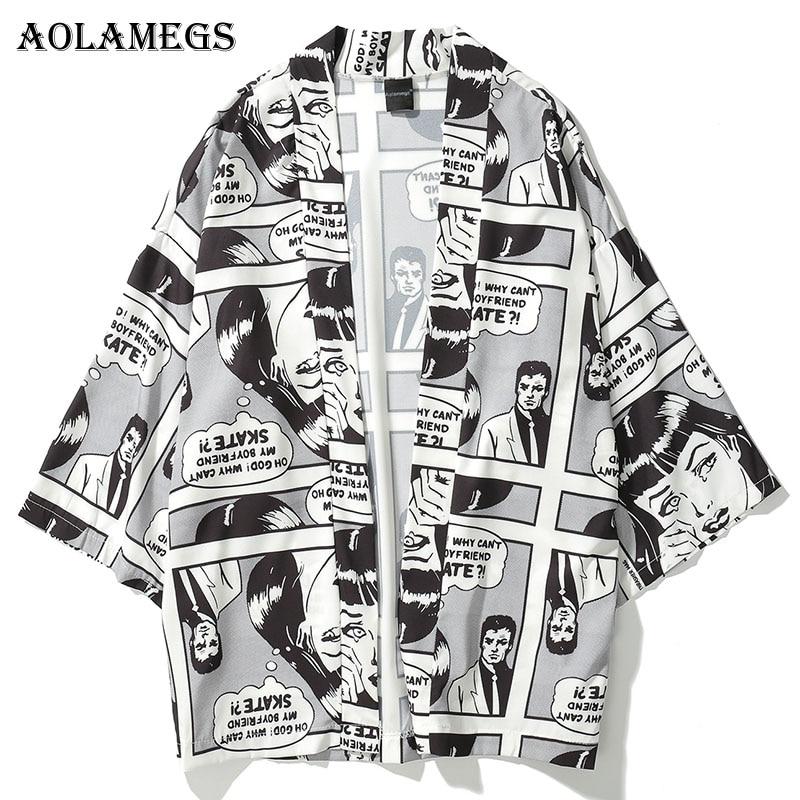 Men's Clothing Objective Mens Camo Jacket Japanese Style Clothes Streetwear Casual Camouflage Kimonos Jacket Harajuku Cardigan Outwear Autumn Us Size