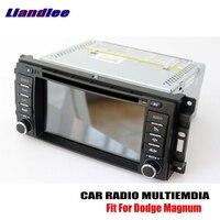 Liandlee For Dodge Magnum 2008~2009 Android Car Radio DVD Player GPS Navi Navigation Maps OBD Camera TV HD Screen Multimedia