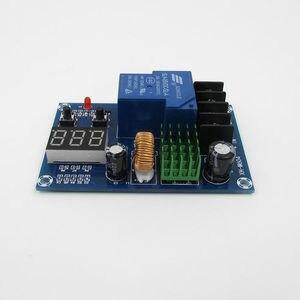 Image 4 - Dc 6 〜 60v 12 v 24 v 48 12vの鉛酸リチウムイオン電池充電器制御充電コントローラモジュール保護スイッチ