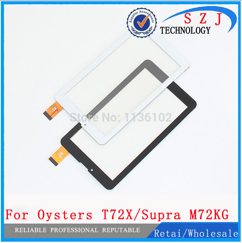 New 7 inch Tablet pc case oysters T72X 3g / Supra M72KG Touchscreen panel Digitizer Glass Sensor replacement Free Shipping new 7 inch replacement lcd display screen for oysters t72ms 3g 1024 600 tablet pc free shipping