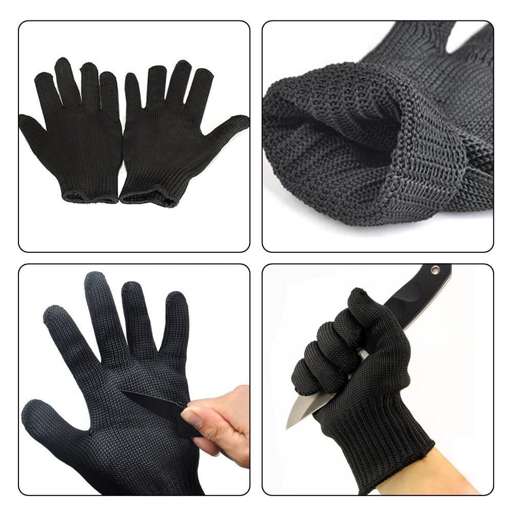 нож защиты перчатки