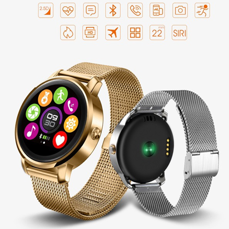 Bluetooth Smart Watch Sports Smartwatch Heart Rate Bracelet Smart Wristband sync phone Calls SMS for xiaomi iphone Smart phone