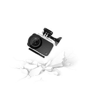 Image 5 - Vamson per Xiaomi norma mijia 4k Diving Custodia Impermeabile Proteggere Borsette Cassa Della Macchina Fotografica Macchina Fotografica di Azione di 4K set di Custodia di Sicurezza corda VP641