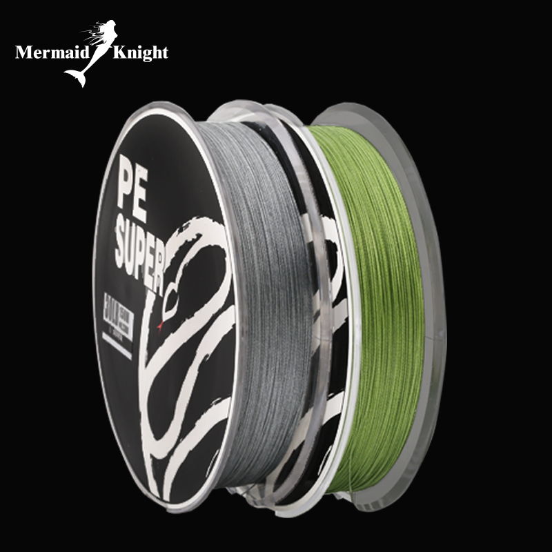 MK Brand 8 Silck 150M/300M PE Braided Line For Fishing ocean boat 8 wire multifilament fishing