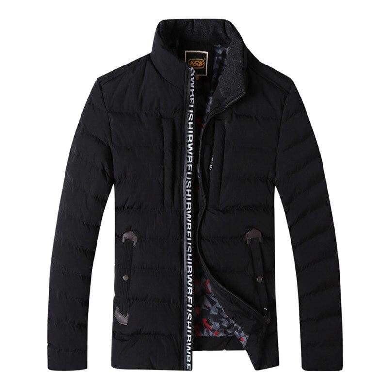 NEW winter font b jacket b font font b men b font Cotton parkas font b