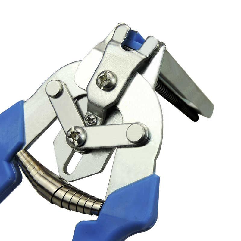 กรงอุปกรณ์เสริม Clamp ติดตั้งไก่นกกระทากรงแมวสุนัขสัตว์ Clamp เครื่องมือกรงกระต่ายการติดตั้ง
