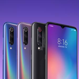 Image 2 - Global Version Xiaomi Mi 9 Mi9 6GB 128GB Snapdragon 855 48MP Triple Camera AMOLED Mobile Phone Fingerprint Wireless Charging NFC