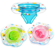 Baby Swimming Ring Seat Summer Pool Inflatable Toddler Children Kids Bathing Safety Training Float