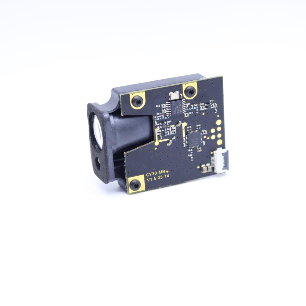 laser sensor module for alarm switch