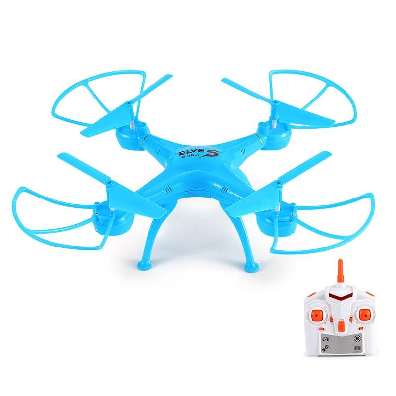 Nueva 2.4G RC Drones 360 All Round 3D Helicóptero de Vuelco Control remoto Peque