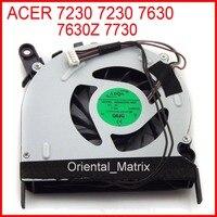 Ücretsiz Kargo Yeni AB8605HX HB3 DC5V 0.16A ACER 7230 7230 7630 Için 7630Z 7730 dizüstü soğutucusu Fan|cooler fan|fan laptop coolerfan cooler -