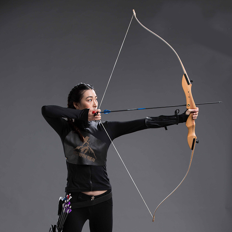 62'' 20-32lbs Archery Recurve Bow wood Take Down Bow and arrow crossbow hunting estilingue catapult outdoor Adult Powerful dmar archery quiver recurve bow bag arrow holder black high class portable hunting achery accessories