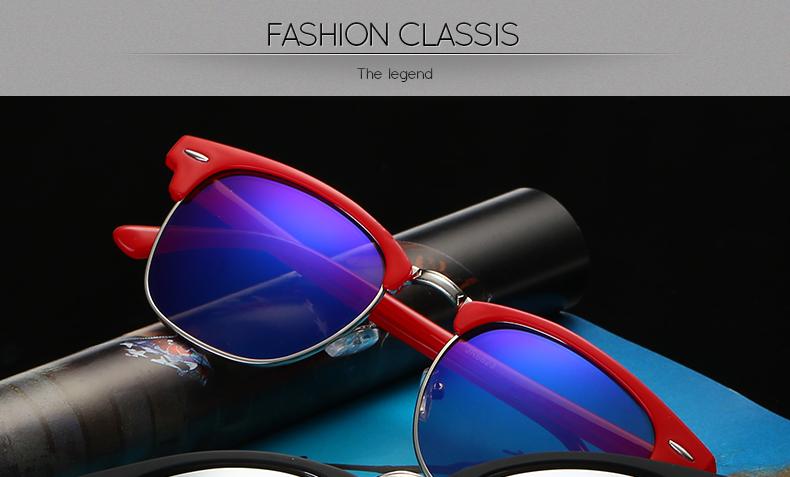 HTB16eaUPVXXXXXBXpXXq6xXFXXXU - 2018 TOP 16 Color Lens Luxury Brand High Quality Rays Sunglasses Women Men Round Shades Ladies Aviator Sun Glasses UV400