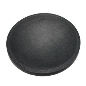 Image 3 - Caixa de som cinza preta para áudio, 2 peças, 130mm/150mm, tampa de papel rígido para proteger poeira, subwoofer woofer acessórios de reparo de peças