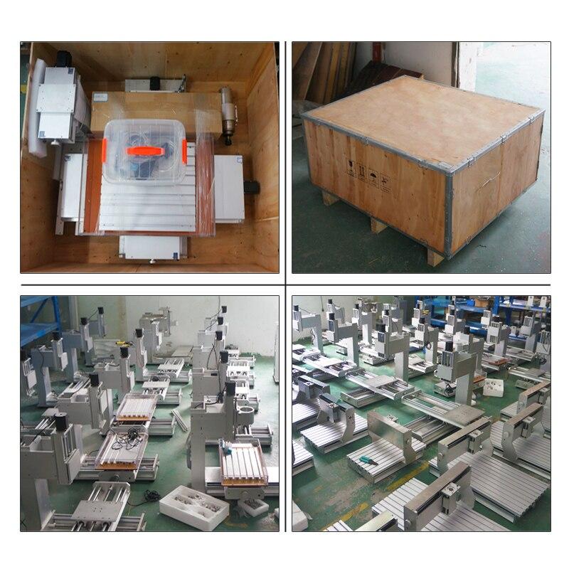 column type cnc milling machine 3040 1.5KW  (22)