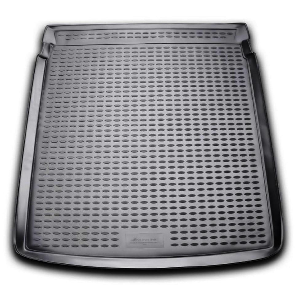 For Volkswagen Passat B7 SEDAN 2011-2015 car trunk mat Element NLC5134B10 защита радиатора volkswagen passat b7 premium