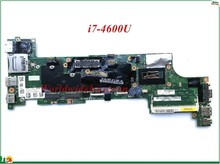 High Quality MB 04X5166 For Lenovo ThinkPad X240 Laptop Motherboard VIUX1 NM-A091 i7-4600U Integrated 100% Tested