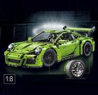 3368 2726PCS 3368 Car Model Building Kits DECOOL Blocks Toys Bricks legoingly technic 42056 20001 20001B car voiture